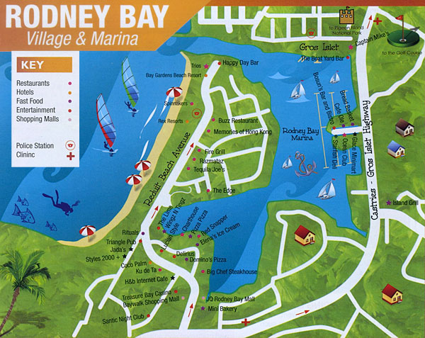 Rodneybay_Map